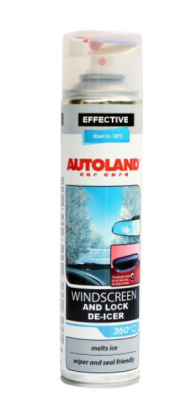 AUTOLAND-HUURTEEN POISTO-SPRAY 400ML