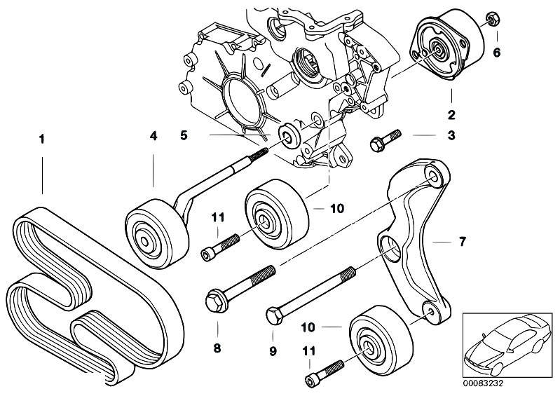 service manual  timing belt replacement 2012 bmw x5 m
